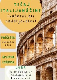 Začetni tečaj italijanščine